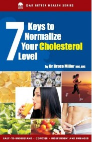 7 Keys To Normalize Your Cholestrol Level