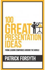 100 Great Presentation Ideas