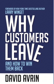 Why Customers Leave:And How to Win Them Back