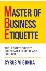 Master Of Business Etiquette