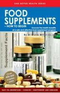 Food Supplements  How To Begin