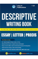 Descriptive Writing Book for SBI, RBI, IBPS, LIC & Other Exa