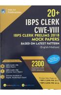 20+ IBPS Clerk CWE IBPS Clerk Prelims 2018 Mock Papers