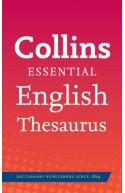 Collins Essential English Thesaurus