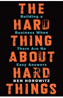 The Hard Thing about Hard Thing