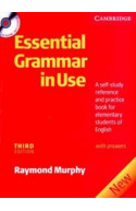 Essential Grammar In Use With Answers and Cd-Rom