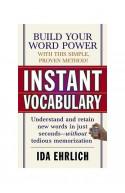 Instant Vocabulary