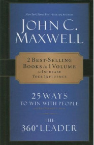 Maxwell 2-In-1: 25 Ways to Win with People + 360 Degree Lea