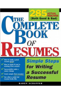 The The Complete Book Of Resumes