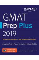GMAT Prep Plus 2019: 6 Practice Tests + Proven Strategies +