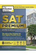 Cracking the SAT Premium Edition with 8 Practice Tests,