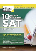 10 Practice Tests for the SAT, 2019 Edition