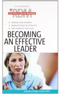 Becoming An Effective Leader