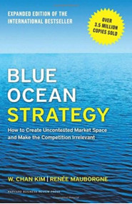 Blue Ocean Stratgy How Create Uncontested Mkt Spc