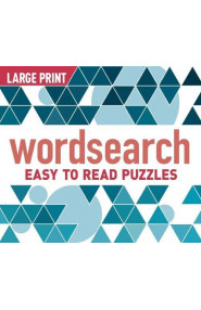 Large Print- Wordsearch