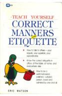 Correct Manners & Etiquets (Dlx)