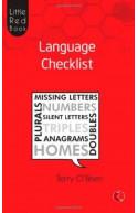 Little Red Book Language Checklist