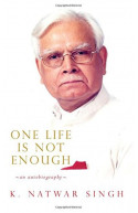 One Life Is Not Enough