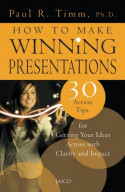 How To Make Winning Presentations