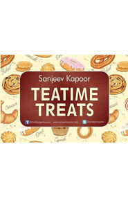 Teatime Treats In Association With Alyona Kapoor