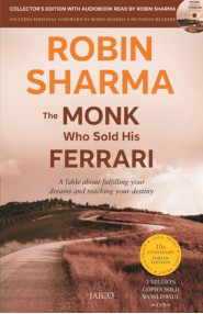 The Monk Who Sold His Ferrari (With Cd)