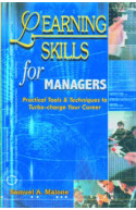 Learning Skills for Managers