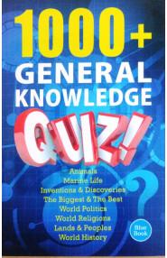 1000+GENERAL KNOWLEDGE QUIZ BLUE BOOK