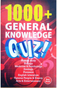1000+GENERAL KNOWLEDGE QUIZ RED BOOK