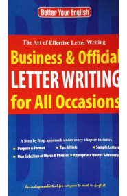 Better Your English-Business & Offical Letter Writing