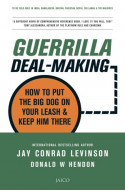 Guerrilla Deal-Making