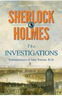 Sherlock Holmes : The Investigations