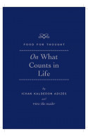 On What Counts In Life