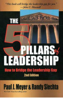 The 5 Pillars Of Leadership