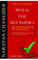 MCQ IN UGC NET PAPER-1