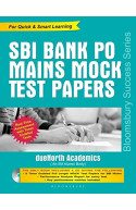 SBI Bank PO Mains Mock Test Papers
