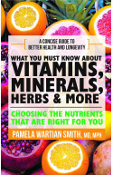 What you must know about vitamins, minerals and herbs