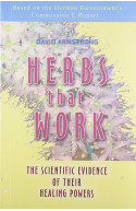 Herbs that Work: 1