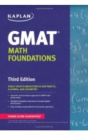 Kaplan GMAT Math Foundations (Kaplan Test Prep)