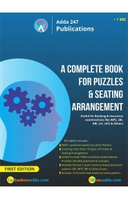 A Complete Book for Puzzles and Seating Arrangement