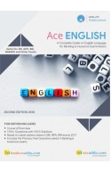 ACE English A Complete Guide on Reasoning Ability for Bankin