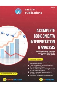 A Complete Book on Data Interpretation and Analysis