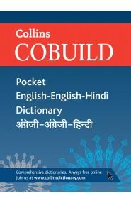 Collins Cobuild Pocket English-English-Hindi