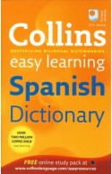 Collins Easy Learning Spanish Dic
