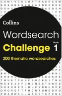 Wordsearch Challenge book 1