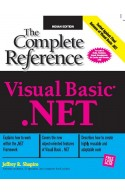 Visual Basic(R).Net: The Complete Reference