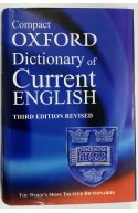 Compact Oxford English Dictionary