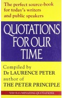 Quotations For Our Time