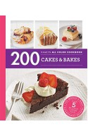 200 Cakes & Bakes (Hamlyn All Color)