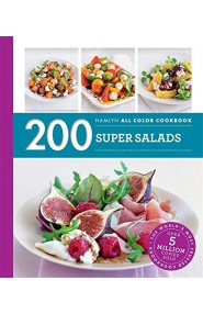 200 Super Salads (Hamlyn All Color)
