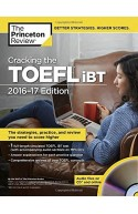 Cracking the TOEFL iBT (with Audio CD)